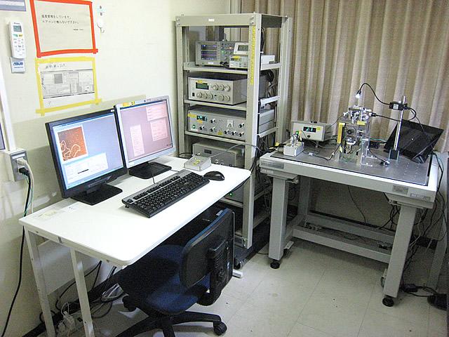 高速原子間力顕微鏡 (SS-NEX)(株式会社 生体分子計測研究所)