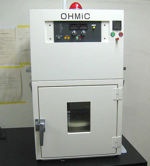 照射用軟X線発生装置 OM-303M  (株式会社オーミック)