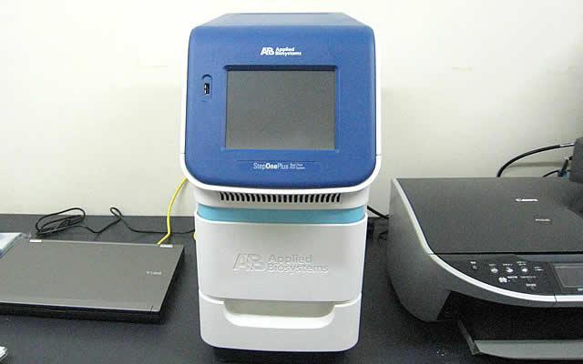 StepOne Plus リアルタイムPCRシステム(Applied Biosystems社)