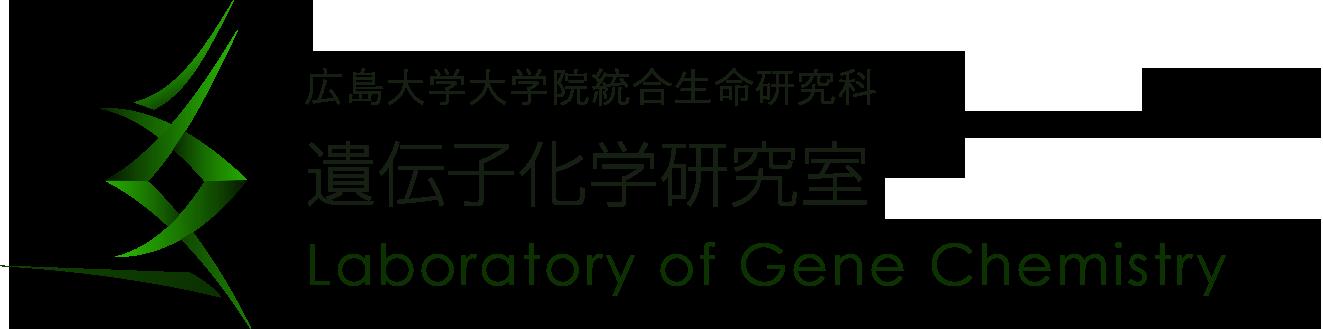 広島大学大学院統合生命研究科 遺伝子化学研究室